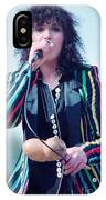 Ann Wilson Of Heart At 1981 Day On The Green In Oakland Ca IPhone Case