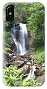 Anna Ruby Falls - Georgia - 2 IPhone Case