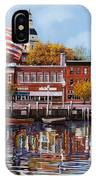 Annapolis IPhone Case