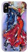 Anniversary Dance Painting  IPhone Case