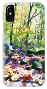 Another Enchanted Forest IPhone Case