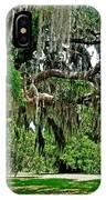 Savannah National Wildlife Refuge IPhone Case