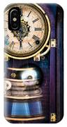 Ansonia Clock IPhone Case