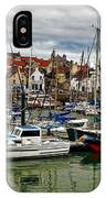 Anstruther Harbour IPhone Case