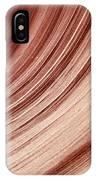 Antelope Canyon 4 IPhone Case