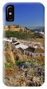 Antequera Alcazaba IPhone Case