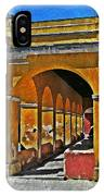 Antigua Arches IPhone Case