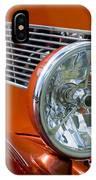 Antique Car Headlight IPhone Case