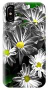 Antique Flowers IPhone Case