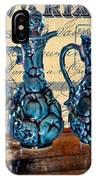 Antique Glass IPhone Case