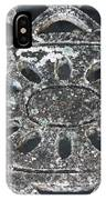 Antique In Black And Grey IPhone Case