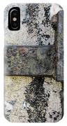 Antique Textured Metalwork Gate IPhone Case