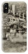 Antique Train IPhone Case