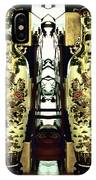 Antique Vases In The Interior Oil Painting On Canvas IPhone Case