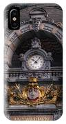 Antwerp Central IPhone Case