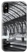 Antwerp Central Station II IPhone Case