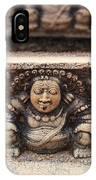 Anuradhapura Carving IPhone Case
