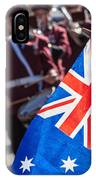 Anzac Day In Perth  IPhone Case