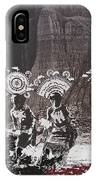 Apache Crown Dancers Date And Location Unknown 2013 IPhone Case