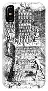 Apothecary Shop, 1688 IPhone Case