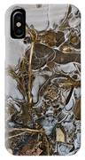 Apparitions On Ice IPhone Case