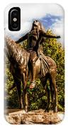 Appeal To The Great Spirit IPhone X Case