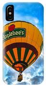 Appelbee's Hot Air Balloon IPhone Case