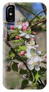 Apple Blossom Hill IPhone Case