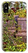Apple Orchard Harvest IPhone Case