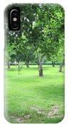 Apple Orchard - Kean University IPhone Case