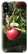 Apple Picking IPhone Case