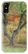 Apple Tree In Autumn IPhone Case