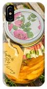 Applepie Filling Canned IPhone Case