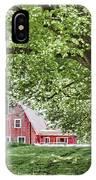 Appleton Barn IPhone Case