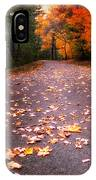 Approaching Autumn IPhone Case