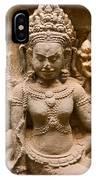 Apsara - Angkor Wat IPhone Case