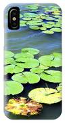Aquatic Plants IPhone Case