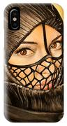Arabian Girl IPhone Case