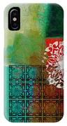 Arabic Motif 6 IPhone Case