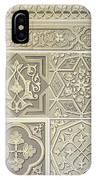 Arabic Tile Designs  IPhone Case