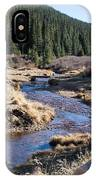 Arapaho National Forest IPhone Case