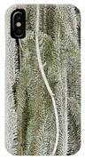 Arboretum Hoar Frost 2 IPhone Case