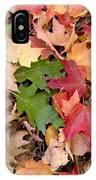 Arboretum - Oak IPhone Case