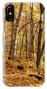 Arboretum Trail IPhone Case