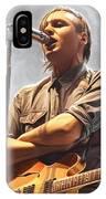 Arcade Fire Win Butler Artwork IPhone Case