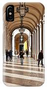 Arcades Of Lisbon IPhone Case