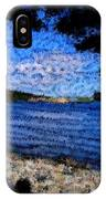 Arcadia Maine Abstract IPhone Case