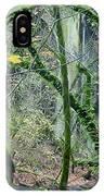 Arch  Bridge Through Trees IPhone Case