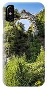 Arch Rock Mackinac Island Michigan IPhone Case