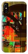 Arch Two - Architecture Of New York City IPhone Case